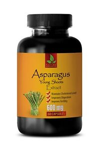 digestion advantage - ASPARAGUS YOUNG SHOOTS - bone health and osteoporosis 1 BO