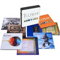 RUSH - THE STUDIO ALBUMS 1989-2007 7 CD NEU