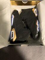 Nike Air Jordan Retro 6 DMP size 4Y Free Shipping CT4965-007.