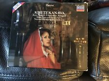 Puccini: Tosca. Solti, Te Kanawa, Nucci , Aragall. 2 CDs in Very Good Condition