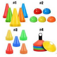 Marker Training Cones Tall Sports Traffic Cones Safety Soccer Football Rugby BG