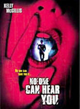 NO ONE CAN HEAR YOU (DVD, 2005)BRAND NEW IN SHRINK WRAP
