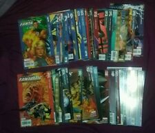 ULTIMATE FANTASTIC FOUR #1 TO 60 COMPLETE RUN ANNUAL 62 ISSUE MARVEL COMICS