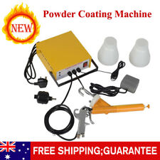 HOT! Portable Electrostatic Powder Coating Machine System PC03-5 Paint Spray Gun