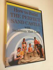 How To Build The Perfect Sand Castle - Sandman Matt Long (DVD)