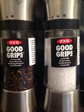 OXO Good Grips Lua Salt Grinder Stainless Steel With 5 Setting