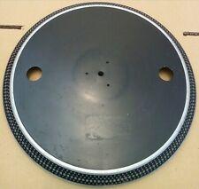 TECHNICS SL1210 / SL1200 MK2 / 3 / 5 O.E PLATTER SUITABLE FOR REFURB. #2