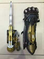 Assassin's Creed Syndicate Cosplay Hidden Blade Jacob Frye's Gauntlet 1:1
