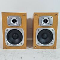 TEAC LS-MC78 6ohm 60W Bookshelf Stereo Speakers.