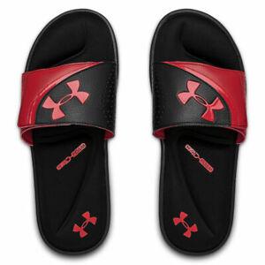Under Armour 3022711 Men's UA Ignite VI Slides Athletic Sandals Flip Flop Foam