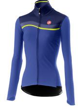 Castelli Cyclisme Femme Mitica W Veste Lapis Bleu PETIT S