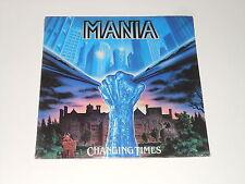 Mania-SEALED LP-Changing Times-De 1989-Noise International N 0139-1