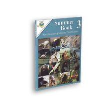 Summer Third Grade Book Phonics Math Operation Language Reading Writing Thinking