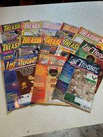 Western Eastern Treasure Magazines 2000 and 2001