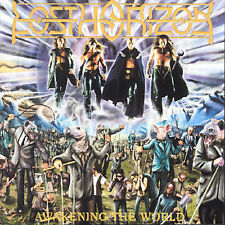 LOST HORIZON Awakening The World CD 2001: HEED, CRYSTAL EYES, NOCTURNAL RITES