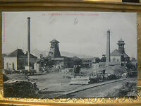 cpa 42 saint etienne puits chatelus mines de la loire