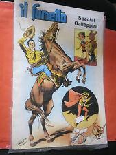 """RIVISTA-""""IL FUMETTO-DEL 1977-SPECIAL GALLEPPINI-galep DISEGNATORE DI TEX WILLER"""