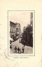 LUCERA  -  Corso Umberto I.