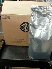 Starbucks Casi Cielo  Whole Bean  5lb  bags exp 5/20
