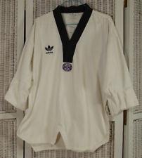 ADIDAS Taekwondo Dobok Top Martial Arts Tunic Official W.T.F. Uniform 90″/160cm