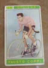 FIGURINA PANINI CAMPIONI DELLO SPORT 1967/68 NUMERO 283 FAUSTO COPPI