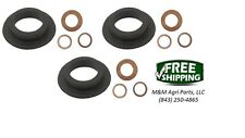 Fuel Injection Injector Seal kit Massey Ferguson Tractor MF Diesel Direct Inject