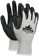 Memphis Foam Work Gloves - CRW9673XL (3 PAIR)