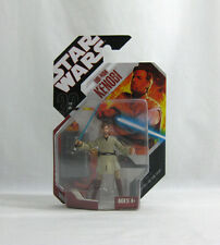 NEW 2007 Star Wars ✧ Obi-Wan Kenobi ✧ 30th Anniversary #01 MOC