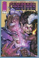 Cybernary #2 (Dec 1995, Image [Wildstorm]) Steve Gerber Jeff Rebner