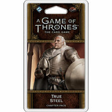 A Game of Thrones LCG (2nd Edition): True Steel Chapter Pack