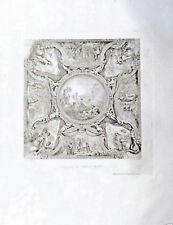 GAVARD. GALERIES HISTORIQUES DE VERSAILLES, in-folio. Salon du plafond d'Apollon