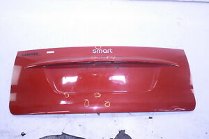 08 Smart ForTwo Rear Exterior Tail Gate Panel A 451 757 00 06