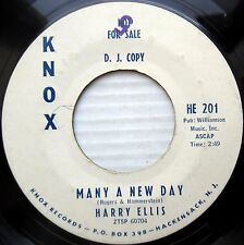 Harry Ellis CD Música Rock Promo 45 Many a New Day / Pink Cotton Candy Kisses