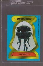 1980 Topps Star Wars Sticker Card # 58