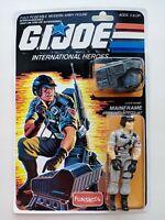 G. I. JOE Mainframe MOC FUNSKOOL International Heroes Russian Figure