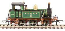 H4-P-001, OO Gauge, SECR P Class 0-6-0T 178 in SE&CR fully lined out