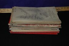 Large lot of sheet music 74 pieces, many nicer covers - Most are 1890 - 1950