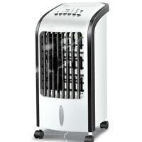Mobil Tragbar Aircooler Klimagerät Klimaanlage Luftkühler Befeuchter Ventilator