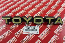 Toyota Land Cruiser FJ40 BJ40 FJ45 OEM Front Grille Panel Emblem Plate 1969-1980