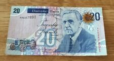 *** NORTHERN BANK £20 NOTE Serial Number = AA6247891 - Free UK Post ***