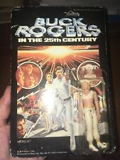 New Sealed Vintage 1979 Mego Buck Rogers ARDELLA Figure on Card Clear Bubble