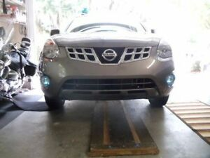 Xenon Fog Lamps Driving lights for 2014 2015 Nissan Rogue Select