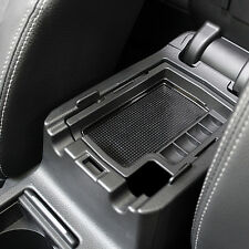 Fit For Subaru Impreza 2012-2016 Storage Box Center Console Arm Rest Tray Bin