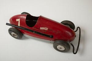 Woodette Tornado Racer (A2L-2) Tether Car Winzeler Chicago For Parts or Repair