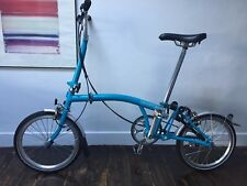 Brompton M3L 3 Speed Folding Bike