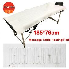 Cushion Full Body Hot Massager Relax Massage Bed Table Heating Pad Heat Warmer