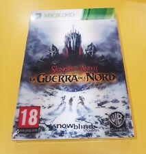 Il Signore degli Anelli La Guerra del Nord GIOCO XBOX 360 NUOVO