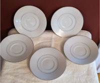 Carlton Plymouth 303 6'' Saucer (5) Fine China Made in Japan