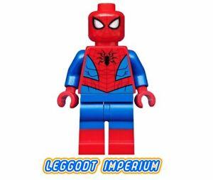 LEGO Minifigure - Spider-man - Marvel blue eye spider sh536 FREE POST