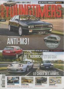 YOUNGTIMERS 117 GOLF III VR6 GHIBLI 2 GT PORSCHE 928 GTS LOTUS ESPRIT CITROEN AX